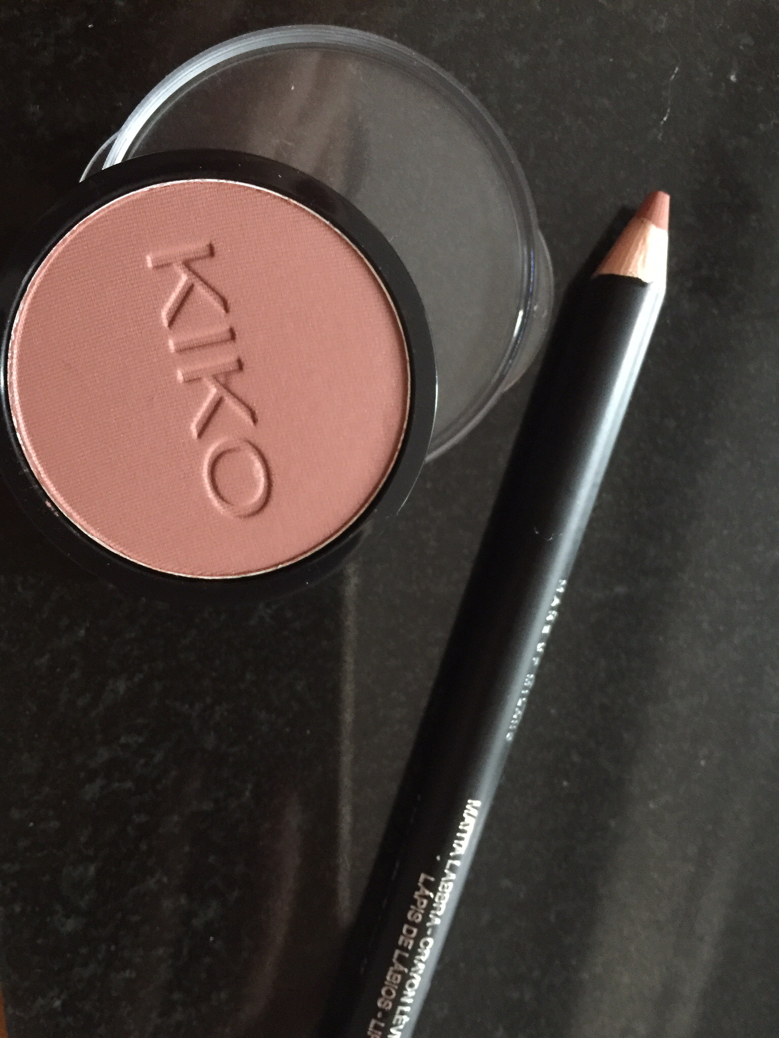 kiko satin brick review kiko smart lip pencil 700 review