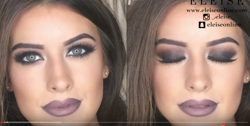 Wearable Gothic Glam Tutorial! - Eleise eleise lucraft blogger