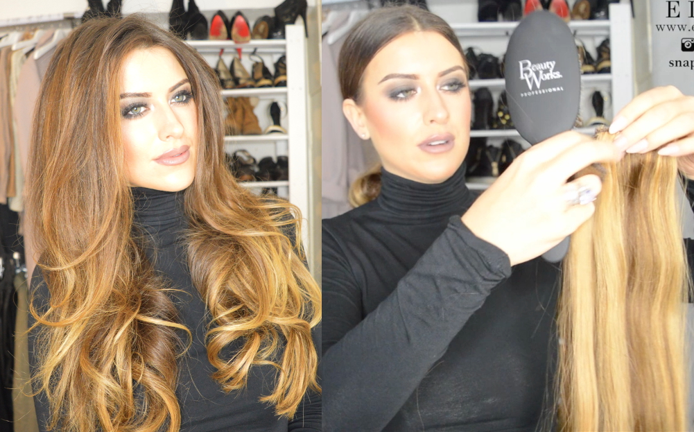 Beauty works extensions review eleise eleise lucraft blogger
