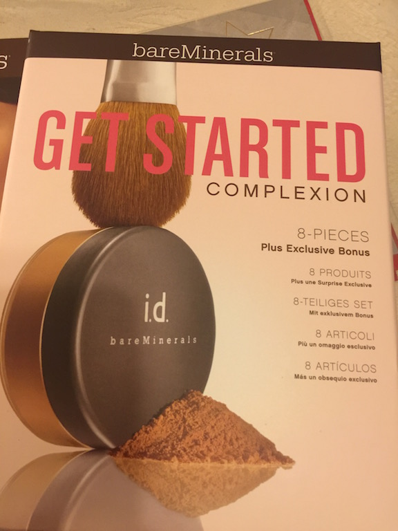 Review: BareMinerals Get started complexion set - Eleise