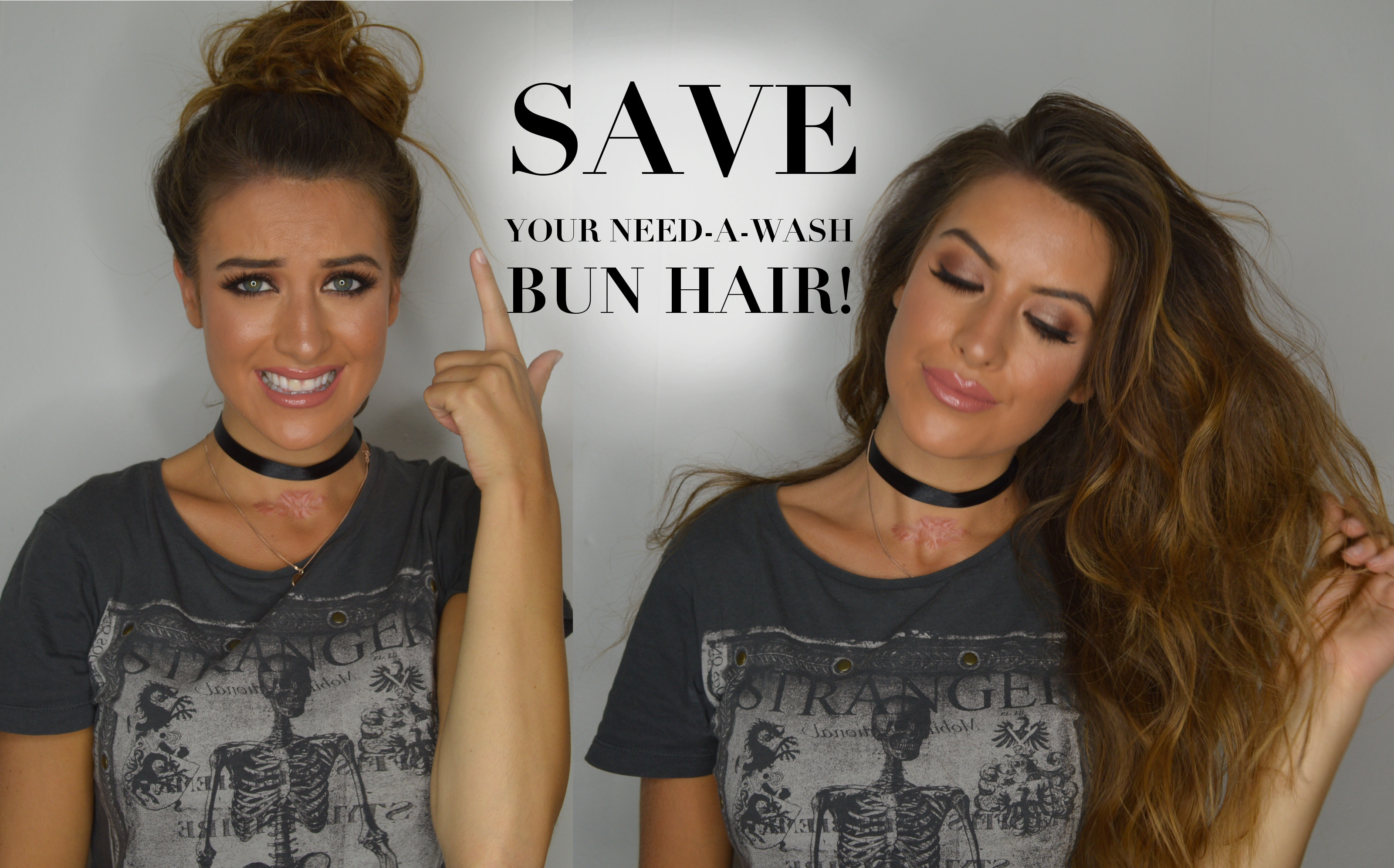 save dirty hair one more day