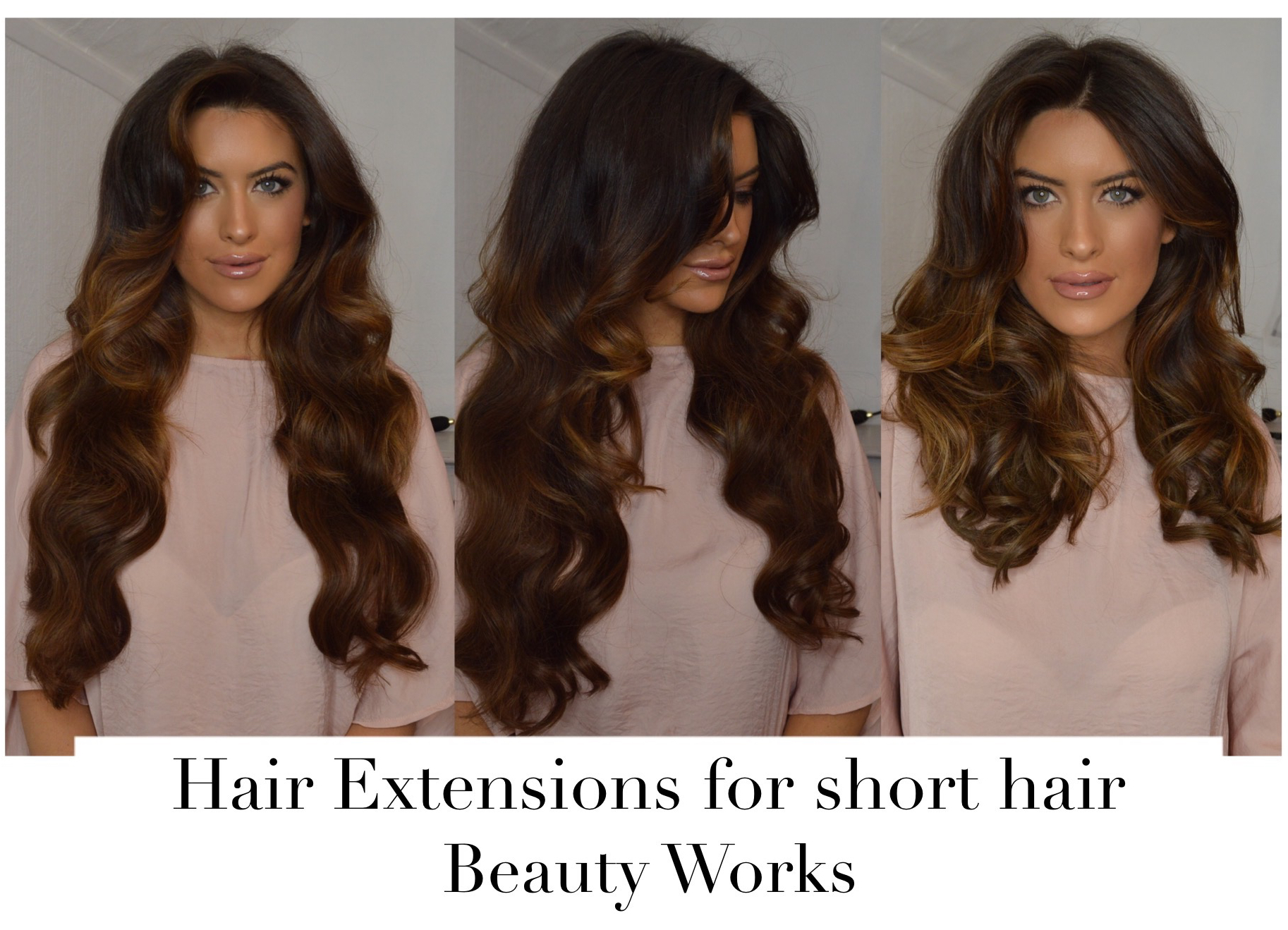 Style Hair With Straighteners Extension Tricks For Short Hair