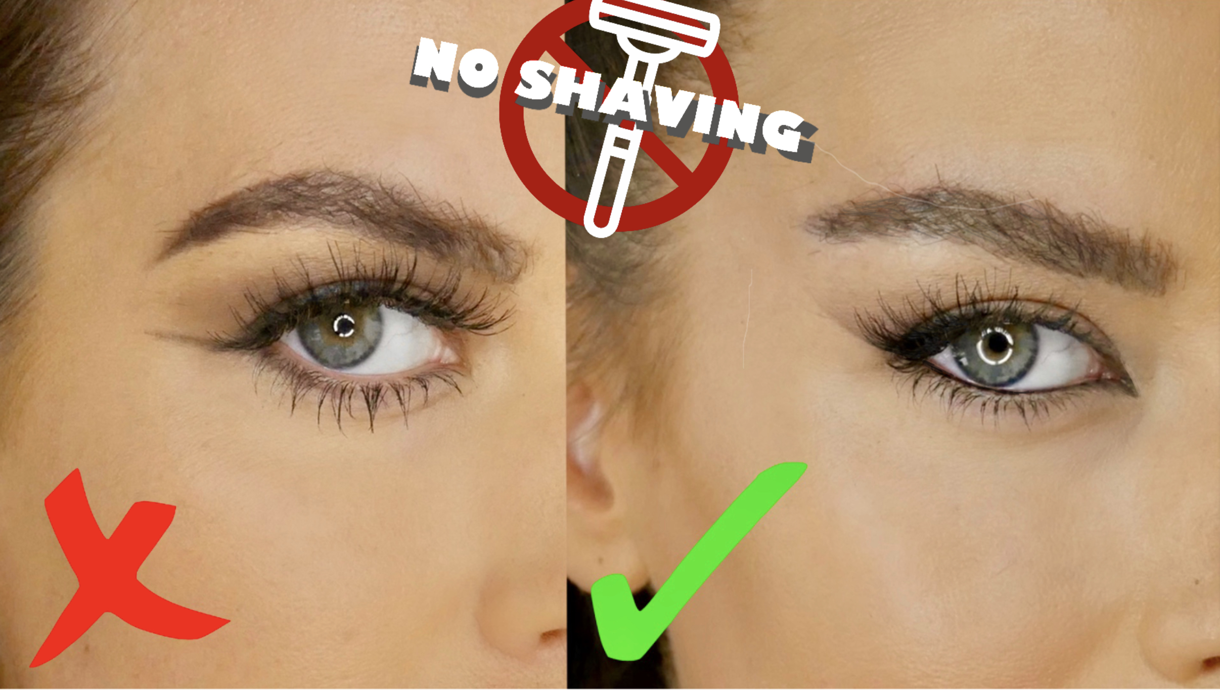 Fox eyes tutorial